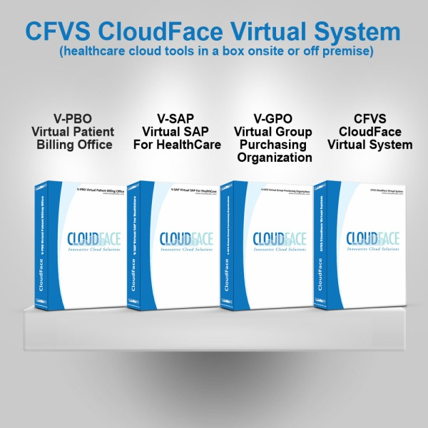 CFVS CloudFace Virtual System 2