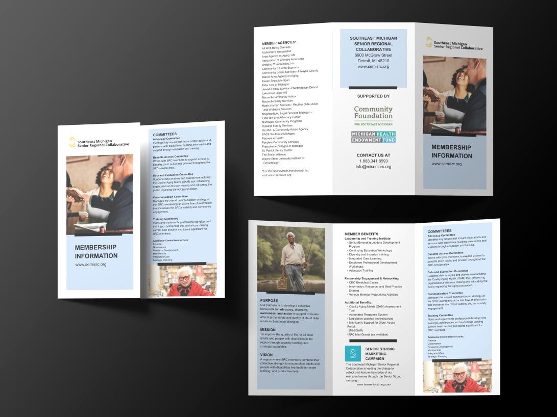 SRC brochure